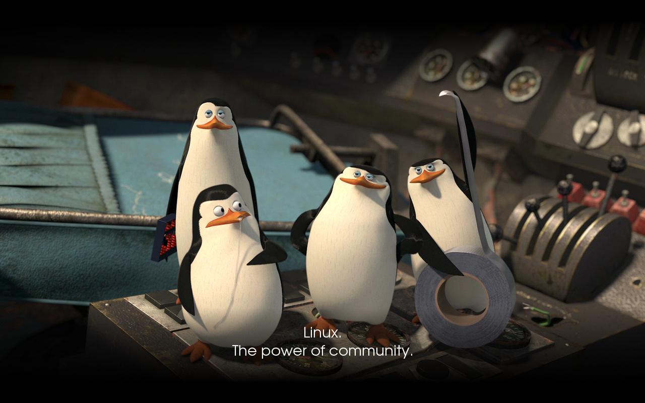Linux Community Open-Source